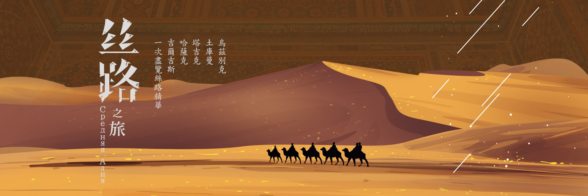 上順、中亞絲路、主題旅遊