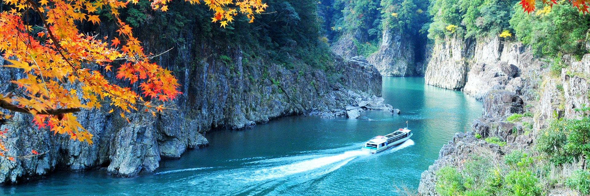 上順旅行社、日本旅遊、南紀、勝浦溫泉